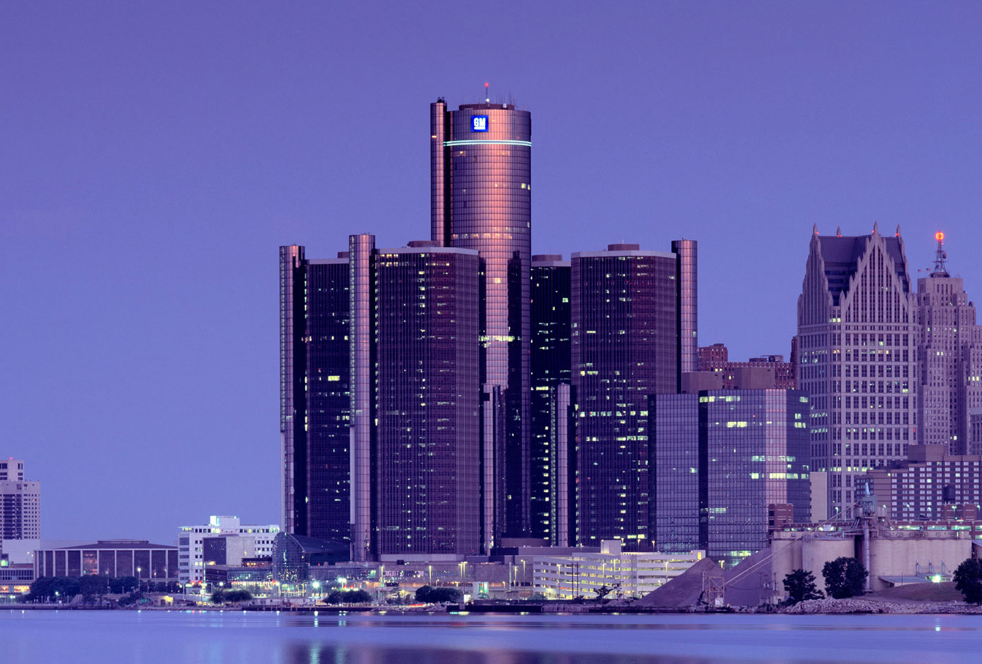 GM Renaissance Center - Real Estate Interests LLC